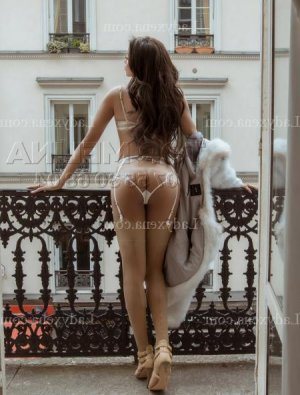 Schaina escorte girl massage sexy à Guilherand-Granges